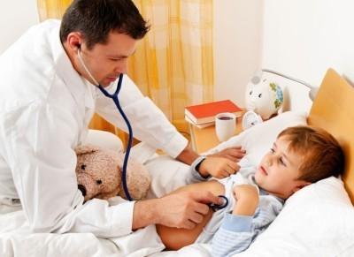 Патогенез пневмонии у детей. Как начинается и протекает заболевание?