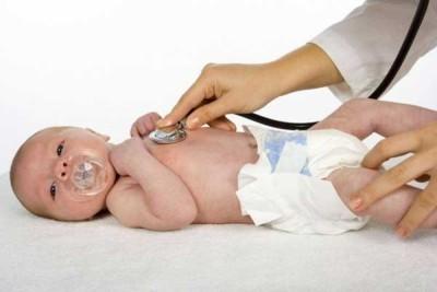 Особенности лечения пневмонии у новорожденных. Сколько лежать в больнице?