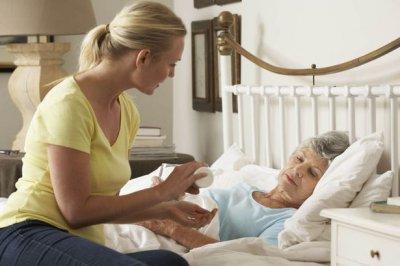 Способы лечения пневмонии у пожилых людей и лежачих больных