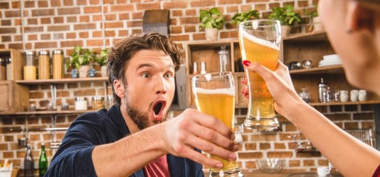 алкоголь улучшает настроение