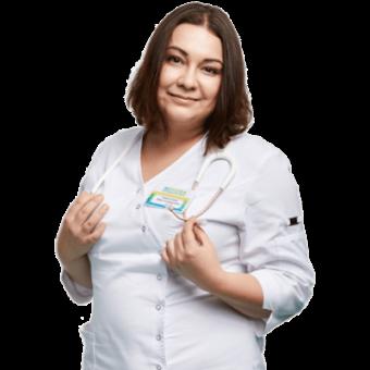 Адиатуллина Дарья Альбертовна – терапевт, эндокринолог, главный врач, стаж работы 9 лет