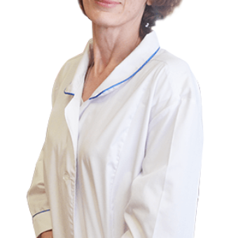 Дзкуя Астанда Сократовна – врач эндоскопист, высшая категория, стаж 21 год