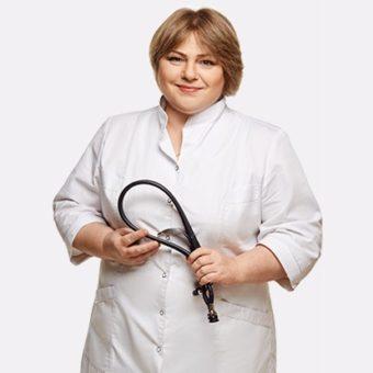 Кононец Елена Вячеславовна – врач-педиатр, иммунолог, аллерголог, стаж 25 лет