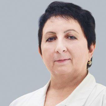Лайпанова Фатима Козаевна – высшая категория, врач УЗИ, стаж 36 лет