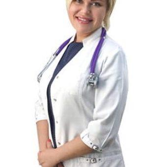 Питиримова Елена Сергеевна, врач-пульмонолог, аллерголог-иммунолог, стаж 17 лет