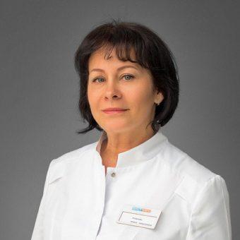 Рузанова Ирина Николаевна – врач-гастроэнтеролог, врач-терапевт, стаж 33 года
