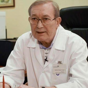 Авдиенко Владимир Петрович – Главный врач Скандинавского Центра Здоровья, Заслуженный врач РФ, стаж 42 года