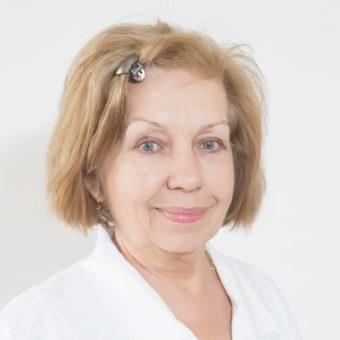 Богдашова Людмила Александровна – врач-терапевт, стаж 48 лет