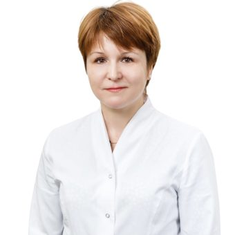 Галкина Елена Михайловна – врач-пульмонолог, стаж 20 лет