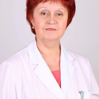 Ирина Дмитриевна Майкова – заместитель главного врача по медицинской части, кандидат медицинских наук