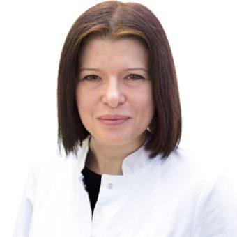 Карчевская Наталья Анатольевна – врач-пульмонолог, научный сотрудник, кандидат наук, стаж 23 года