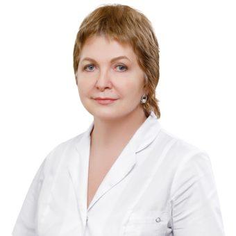 Кондрашина Наталья Юрьевна – врач-пульмонолог, стаж 41 год