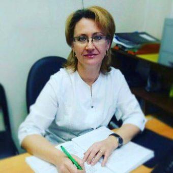 Зюляева Нина Николаевна – заведующий терапевтическим отделением-врач-терапевт, врач высшей категории, стаж 24 года